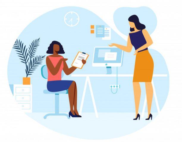female-colleagues-conversation-vector-illustration_82574-7931